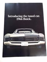 1968 BUICK SKYLARK RIVIERA WILDCAT LESABRE ELECTRA HUGE BROCHURE /'68 CATALOG