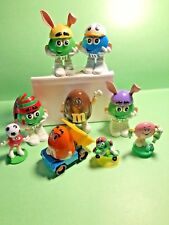M&M CANDY DISPENSER'S TOYS