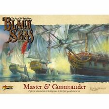 Warlord Games BLACK SEAS Master & Commander Starter Set RRP £50