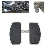 Floorboards Motorcycles front or rear foot boards for Harley&Other Motorcycles