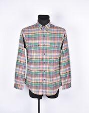 Ralph Lauren Multicolore Uomo Camicia Taglia M, Originale