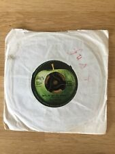 "Billy Preston. That's The Way God Planned It. 7"" Single. Apple 12. 1969"