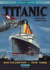 Titanic (Pitkin Guides) by Roger Cartwright   Paperback Book   9781841653341   N