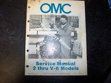 1984 Johnson Evinrude 2 4 5 6 8 9.9 15 20 25 30 40 50 HP Service Repair Manual