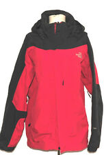 THE NORTH FACE HYVENT LIGHT WEIGHT MEN HIKING JACKET LARGE RED AND GREY