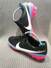 Nike Mens Rare Mercurial Victory lll CR FG 537735 014 Black Pink Cleats Boots