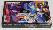 Rockman & Forte Game Boy Advance GBA Japan Mega Man and Bass * NEW OLD STOCK