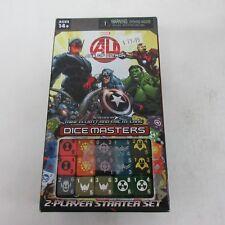 WizKids Dice Masters WKO Promo Set 11 Cards Captain America Wonder Girl NEW