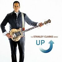 The Stanley Clarke Band - UP [CD]