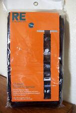 """NEW Black Room Essentials 10 shelf  Closet Organizer 52 x 6 x 11"""""""