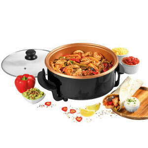 Giles and Posner EK4247 Multi Meal Maker with 5 Heat Settings, 1500 W, 32cm