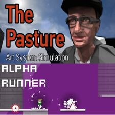 The Pasture & Alpha runner Steam Keys Digital Download within 12 hr