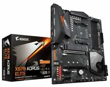 AORUS X570 Elite ATX Socket AM4 DDR4 Placa Base