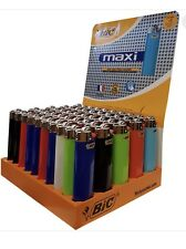 Bic Lighter J26 50 LARGE MAXI BIC Lighters