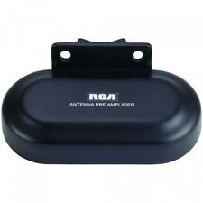 RCA Preamplifier for Outdoor Antenna Performance Enhancement, TVPRAMP1R, New