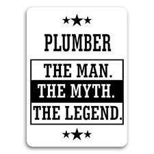"""3"""" Funny Plumber Sticker No I Will Not Fix It For Free Labor Skilled Union Work"""