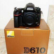 NIKON D610+ EMPUÑADURA COMPATIBLE. ¡¡¡¡¡SOLO 26306 DISPAROS!!!!