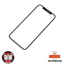 For iPhone X Replacement Front Outer Touch Screen Glass - UK Fast Post