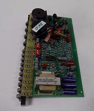 CONTREX PCB ASSY 8100-0550 REV B