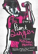 """New Music The Punk Singer """"A Film About Kathleen Hanna"""" DVD"""