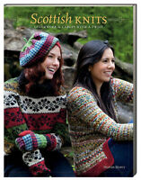 Scottish Knits Colorwork and Cables with a Twist by Martin Storey (Paperback)