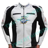 Brand New Wws MV Agusta Moto motorbike Leather racing  Jacket Motogp