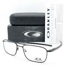 NEW Oakley Gauge 5.2 Truss RX Prescription Frame Matte Black OX5127-0153 53mm