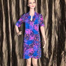 TORI RICHARD honolulu dress size S