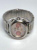 Anne Klein New York Chronograph Stainless Steel Ladies Watch