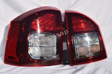 W/LED Rear Tail Light Taillight Lamp a Pair fit 2015 2016 Jeep Compass