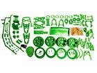 1/5 Rovan Green Nylon Suspension Complete Kit Fits 1/5 HPI Baja 5B KM Buggy WOW