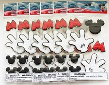 6Pkgs Disney Mickey Mouse 3D Hands Ears Face Scrapbooking Paper Crafts Stickers
