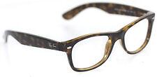 "Ray-Ban RB 2132 902 ""NEW WAYFARER"" Brille Braun glasses *OHNE Gläser / NO LENS*"