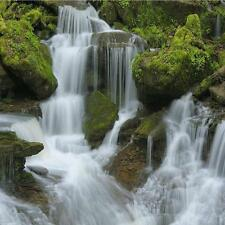 1 WALL GIANT PHOTO WALLPAPER JUNGLE FOREST WATERFALL POSTER MURAL 3.15 x 2.32m