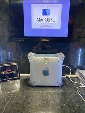 Apple PowerMac 1864 Desktop - M7891LL/A ~400MHZ~OS 9 STAND-ALONE