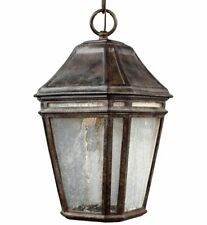 Feiss OL11309WCT-LED Londontowne Outdoor Hanging Lantern Weathered Chestnut