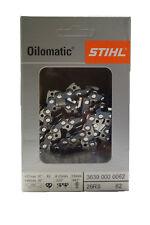 """STIHL Oilomatic Sägekette 30cm, 3/8"""" LoPro TG 1,3mm 44 Glieder Vollmeißel"""