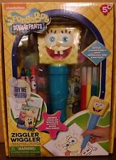 Nickelodeon Spongebob Ziggler Wiggler Activity Gift Set Ages 5+  New 2013