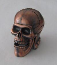 Pencil Sharpener Skull Diecast Miniature Collectable / Gift (181)
