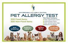 Pet Home Health Food Intolerance Sensitivity Environmental Non-food Allergy Test