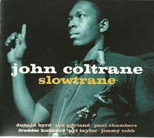 JOHN COLTRANE SLOWTRANE - 3 CD BOX SET - LOVER, BAHIA & MORE