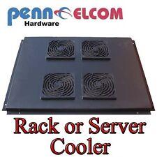 Server / Amp Rack Cooler 4 fan unit