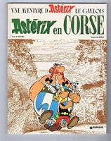 Astérix en Corse. UDERZO 1973. DMC Superbe