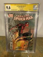 Amazing Spider-Man #1 CGC SS 9.6 Signed by Neal Adams