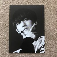 OFFICIAL EXO EXOLOGY THE LOST PLANET SPECIAL EDITION BAEKHYUN POSTCARD