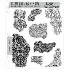 Tim Holtz Cling Stamps - Fragments