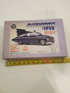 HORIZON DC BATMOBILE of 1950 Highly Detailed Solid Model Kit 1/24 scale 1995