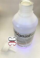Gigasol 200ml Solvente diluente rimozione colla UV loca display LCD vetro touch