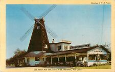 A View Of The Old Dutch Mill Inn, Route 4-34, Matawan, New Jersey