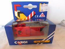 Vintage Corgi Fire Engine in original box